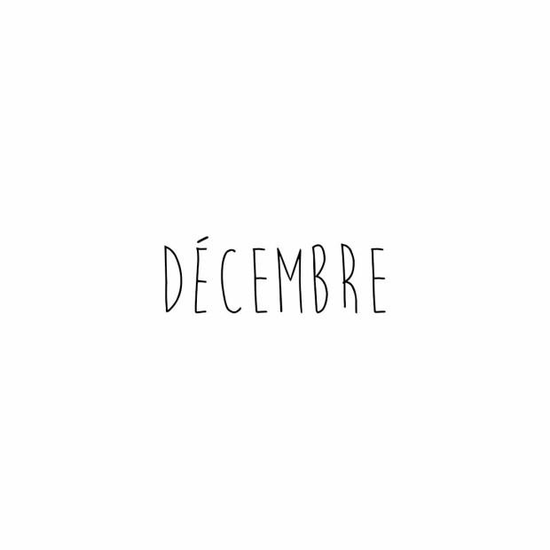 decembre