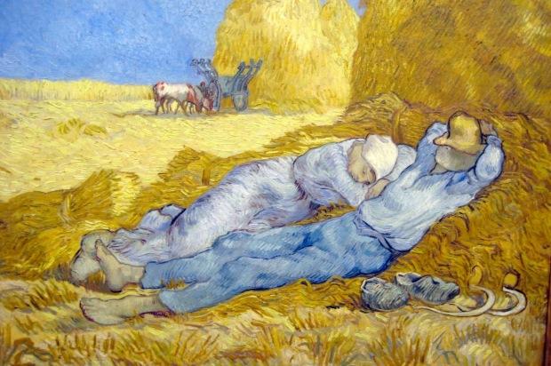 La méridienne - Van Gogh